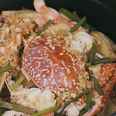 无水海鲜锅