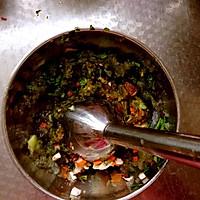 翡翠虾滑的做法图解2