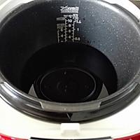 芒果椰浆黑糯米#美的初心电饭煲#的做法图解3