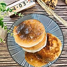 #换着花样吃早餐#香喷喷的上海米饭饼