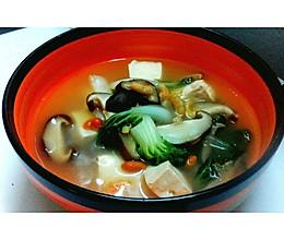 夏季矮脚白豆腐汤的做法
