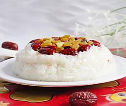 #钟于经典传统味# 八宝饭的做法