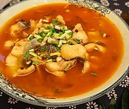 子姜麻麻鱼的做法