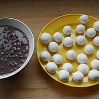 上海年夜饭必备-----红豆沙汤圆的做法图解2