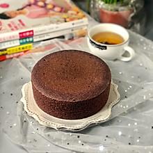 #快手又营养,我家的冬日必备菜品#黑米蛋糕
