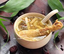 #今天吃什么# 椰子鸡汤的做法