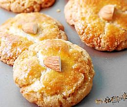 杏仁酥饼的做法