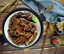 砂锅焖老鸭||家常菜的做法
