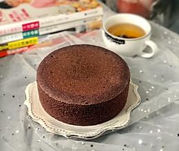 #快手又营养,我家的冬日必备菜品#黑米蛋糕的做法