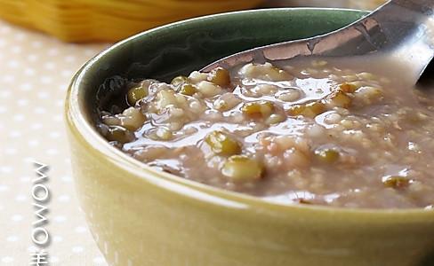 绿豆二米粥:德国米技乐凯系列汤锅试用报告的做法