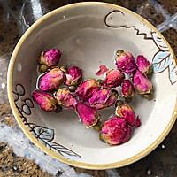 #父亲节,给老爸做道菜#川贝玫瑰花炖白萝卜的做法图解3
