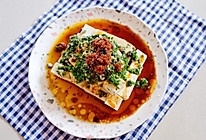 花椒芽拌豆腐的做法