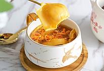 虫草花鱼胶汤,开胃养颜!的做法