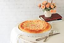 巨无霸披萨#宜家让家更有味#的做法