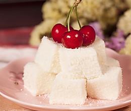 我见过最随便的甜点—椰奶小方的做法