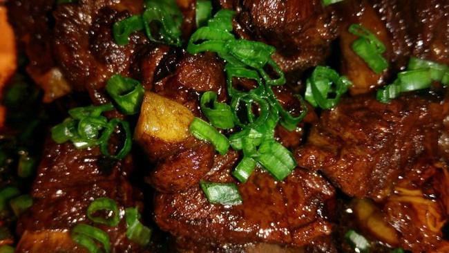 排骨食谱之电饭煲版清水莲藕不油腻排骨汤+糖醋排骨的做法