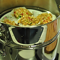 拉歌蒂尼菜谱:蒜蓉粉丝蒸扇贝的做法图解5