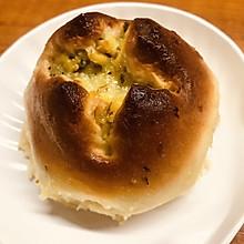 土豆香蒜面包