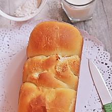 椰香手撕面包