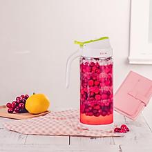 专为女人而生的蔓越莓醋