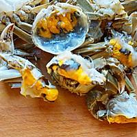 """油焖大闸蟹#""""蟹""""意浓浓在京东#的做法图解3"""