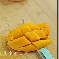芒果沙冰的做法图解3