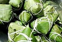 端午节的五花肉粽,附白粽子蜜枣粽做法!的做法