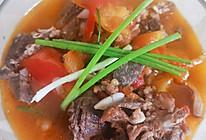 番茄红萝卜猪肺汤的做法