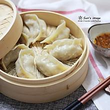 #精品菜谱挑战赛#不出正月都是过年--驴肉蒸饺