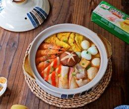 #中秋团圆食味#全家福砂锅的做法