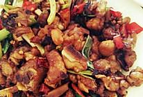 辣炒鸡丁的做法