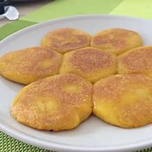 南瓜饼--香甜软糯的怀念