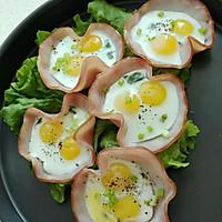 花样火腿鹌鹑蛋的做法图解4