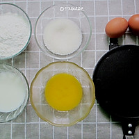 香酥蛋卷#年味十足的中式面点#的做法图解1