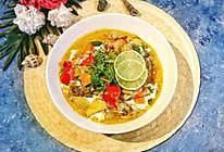 东南亚椰香咖喱鸡的做法
