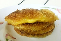 芝心南瓜饼的做法