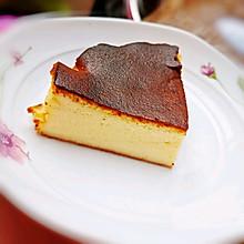 巴斯克式焦烤芝士蛋糕