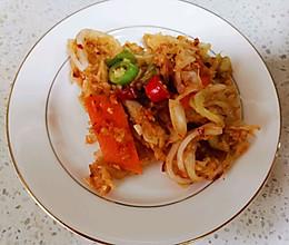 腌白菜的做法
