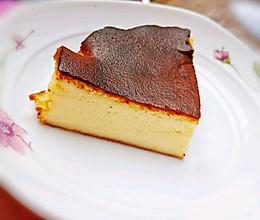巴斯克式焦烤芝士蛋糕的做法