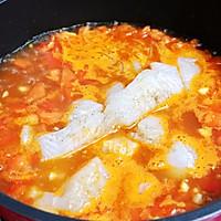 #入秋滋补正当时#龙利鱼粉丝番茄汤的做法图解14