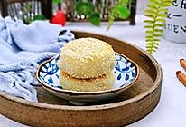 #年味十足的中式面点#紫薯发面馅饼的做法