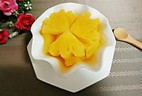 菠萝罐头#春天不减肥,夏天肉堆堆#的做法