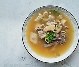 不腥不臊的牛杂汤,你做对了吗?的做法