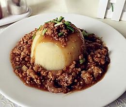简单又好吃的肉末土豆泥的做法