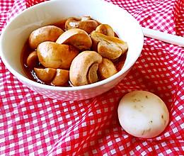 番茄酱爆蘑菇的做法