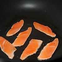 """三文鱼藜麦沙拉#在""""家""""打造ins风美食#的做法图解4"""