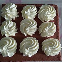 美味的红丝绒蛋糕的做法图解18