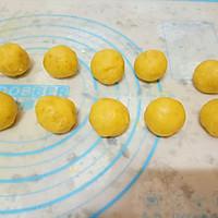 金沙奶黄肉松月饼#晒出你的团圆大餐#的做法图解13
