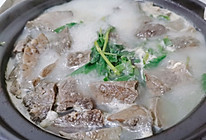 猪肺汤的做法