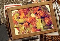 红烧土豆豆角炖五花肉、的做法
